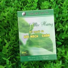 Hôi Nách Nam Thanh Mộc Hương