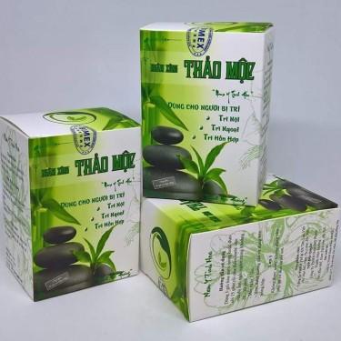 Xông Ngâm Trĩ Thanh Mộc Hương, kết hợp cao lá dành cho trĩ nội