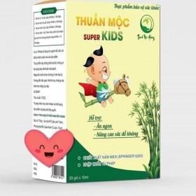 SiRo Dinh Dưỡng Thuần Mộc SUPER KIDS – Trẻ Ăn Ngon, Hết Biếng Ăn